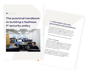 Chalkline---The-practical-handbook-to-building-a-faultless-IT-security-policy_What-you-deserve-from-your-next-Company-Intranet--small-ebook-mockup-1