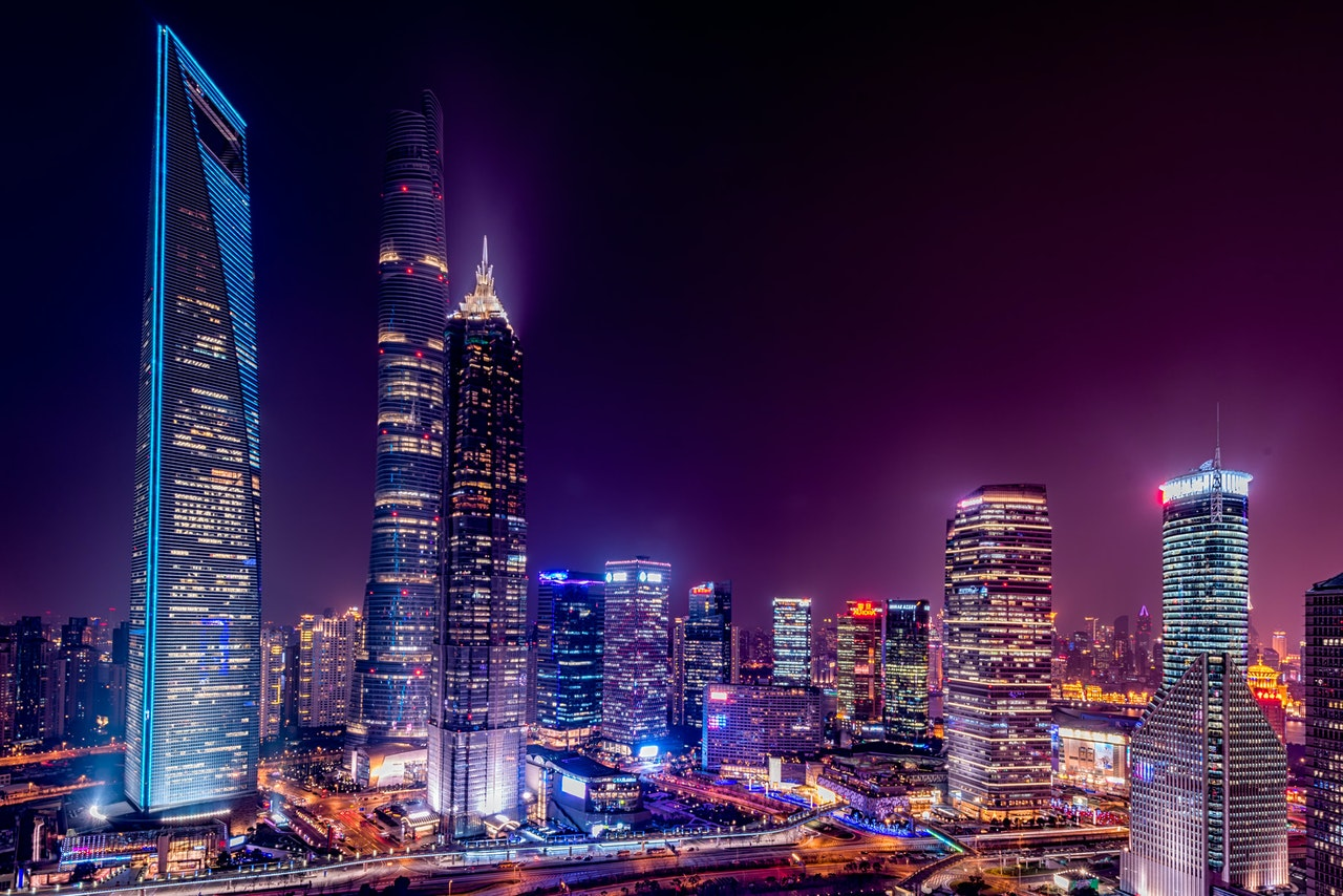 City skyline (The three technologies that your asset management firm can't be without blog)